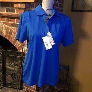 🤩Core365 royal blue polo shirt